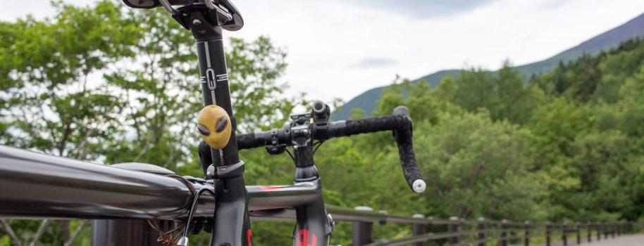 久しぶりに自転車でスバルライン登った。