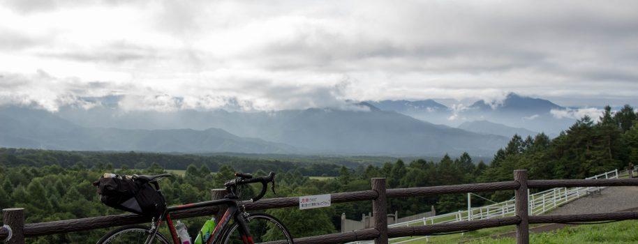 八ヶ岳高原輪行ライド