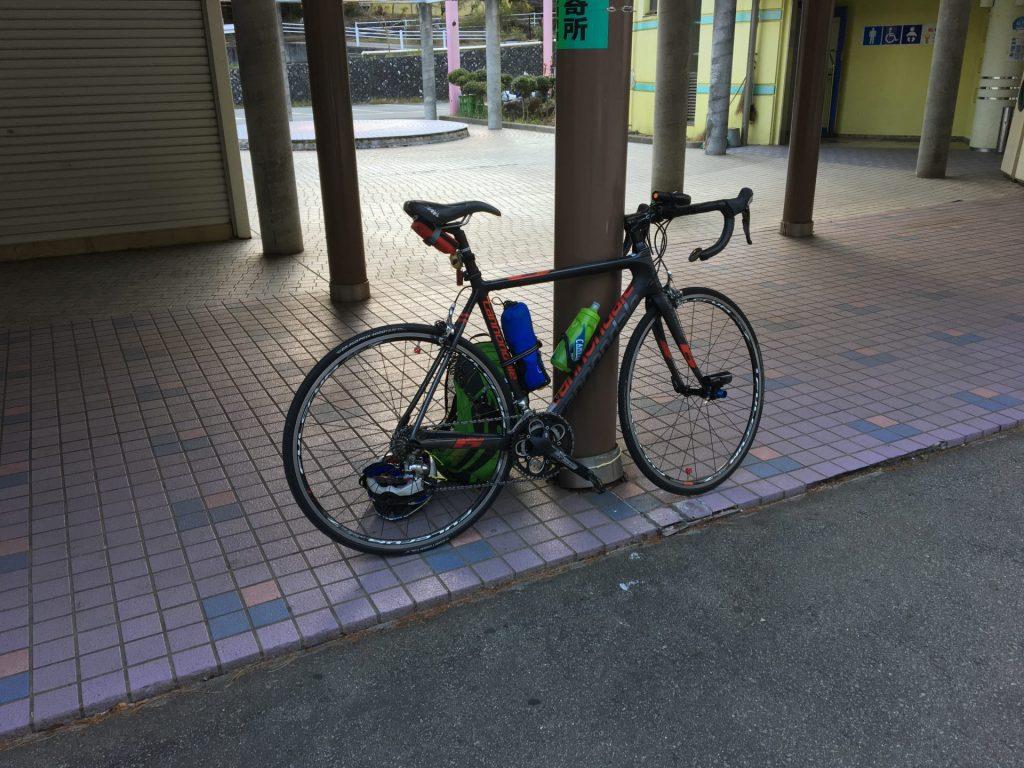 今回の自転車